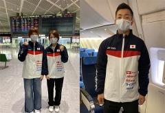 日本队今日出发前往丹麦 奥原西本发文自勉