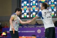 全国团体锦标赛首日 广东男团3-2险胜天津