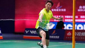 任鹏嶓VS刘亮 2020全国锦标赛 男单1/4决赛视频
