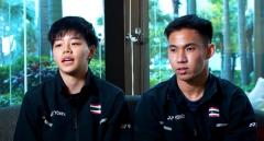 德差波尔自爆偶像是张楠 东京奥运目标四强