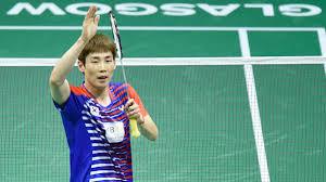 金柱完VS孙完虎 2020韩国夏季羽毛球锦标赛 男单半决赛视频