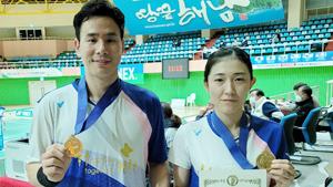 高成炫/严惠媛VS徐承宰/蔡侑玎 2020韩国夏季羽毛球锦标赛 混双决赛视频