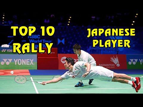 日本选手不可思议回球TOP10,倒数第一就把我吓到了