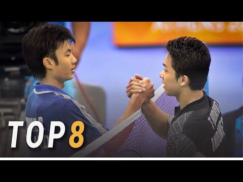 陶菲克vs泰国超人波萨那精彩TOP8