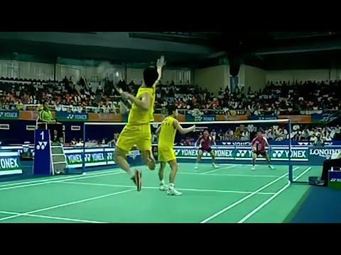 羽坛公认最刺激的比赛!2009世锦赛男双决赛集锦!