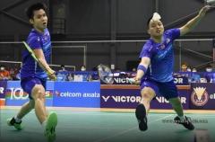 谢定峰:泰国三站比赛至少夺下一冠