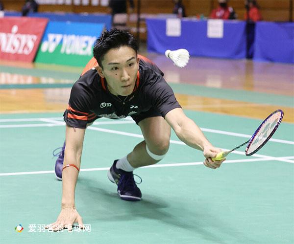桃田贤斗VS森口航士朗 2020全日本综合锦标赛 男单1/16决赛视频