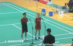 渡边勇大:我的目标是奥运混双金牌