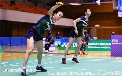 日本国家队2021年名单出炉 松友美佐纪进入混双组