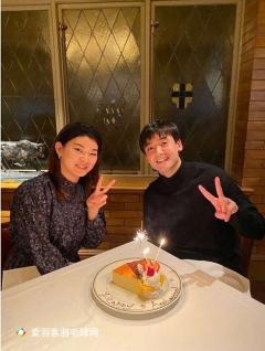 恭喜!30岁高桥礼华与26岁队友金子祐树结婚