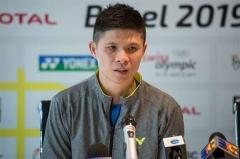 黄综翰确诊新冠 其余选手明日飞往泰国参赛