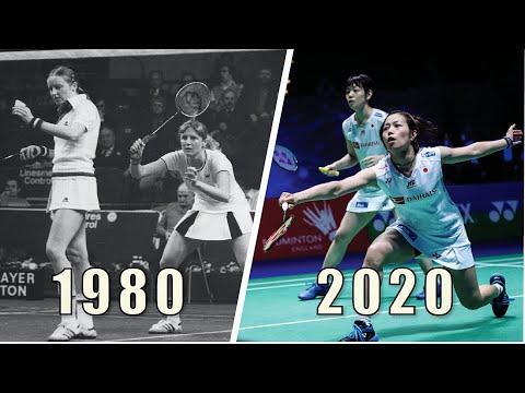 1980至2020年女双打法进化史