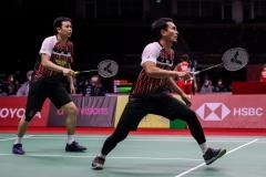 印度队全军覆没 安赛龙横扫王高伦 丨泰国1/8决赛
