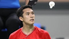 乔纳坦5-21不敌安赛龙,震惊印尼球迷