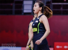 安赛龙给世青冠军上课 金廷遭淘汰丨泰国赛1/8决赛