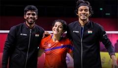 印度天才曾确诊新冠 仍打入男双混双半决赛