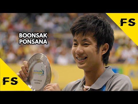 泰国超人波萨那花式回球集锦!一代老球迷的经典回忆