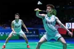 印尼公布2021瑞士赛参赛名单 小黄人组合缺席