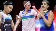 世界羽联年终总决赛决赛对阵出炉