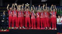 欧洲混合团体赛打响 丹麦冲击4连冠