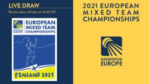 2021年欧洲混合团体锦标赛