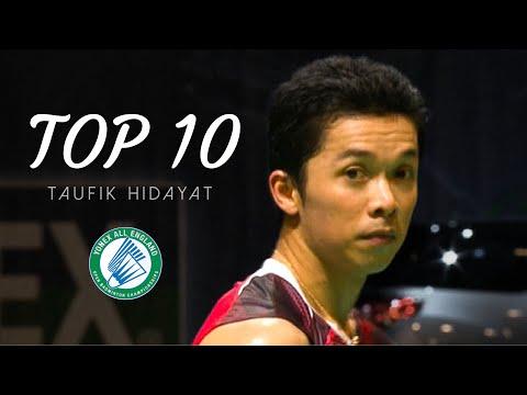 反手之王 陶菲克历届全英赛TOP10