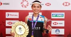 外媒评奥运女单5大夺金热门 戴资颖仅排第4