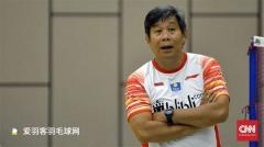 彭伟信:中国队缺席 比赛没有100%竞争力