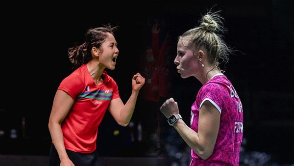 米娅VS齐雪菲 2021欧洲混合团体锦标赛 混合团体决赛视频