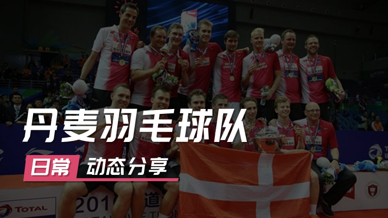 丹麦羽球队动态