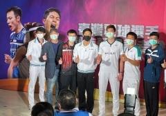 台北队鼓励选手打疫苗 周天成认为有风险