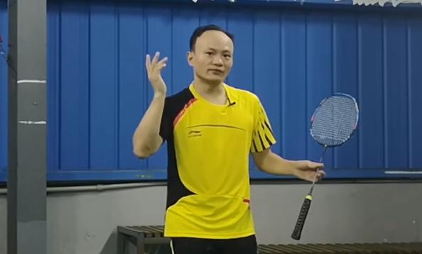 羽新知丨业余最怕的反手高远球,掌握这些发力技巧不再难