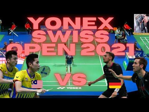 关键分崩盘专业户?双蔚组合瑞士赛0-2输球集锦!