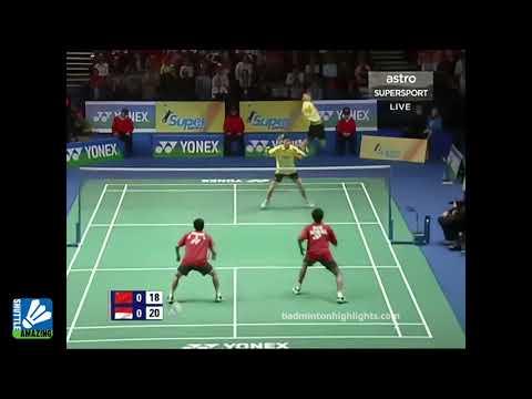 上古大神对决!2007全英:风云组合vs吴俊明/陈甲亮