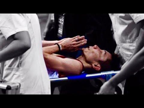 盘点5大赛场受伤 李宗伟世锦赛决赛抽筋最可惜?