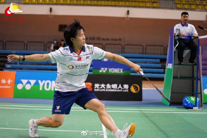 何冰娇VS王祉怡 2021年国羽队内对抗赛女单半决赛视频