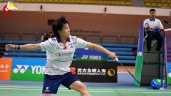 双塔组合2战全败垫底,何冰娇逆转陈雨菲夺冠丨国羽队内赛
