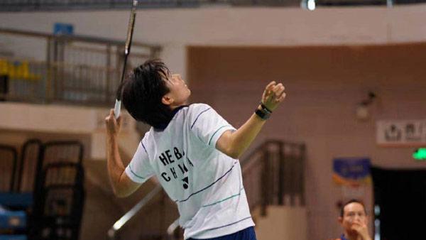 何冰娇VS陈雨菲 2021国羽队内对抗赛 女单决赛视频
