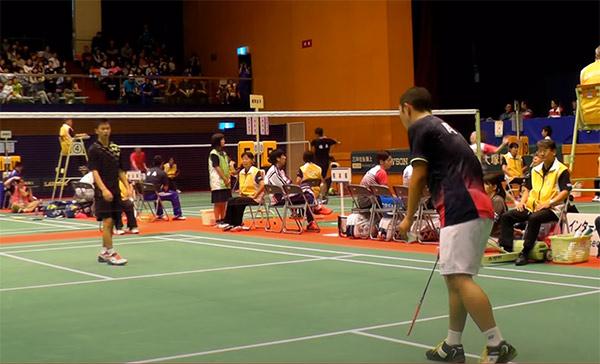 【珍贵低视角】渡边勇大夺得日本全国青年男单冠军