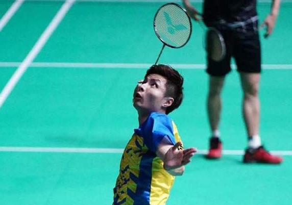 石宇奇VS曾逸凡 2021全运会羽毛球 男团资格赛视频