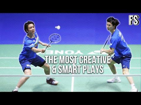 用脑子打球,靠巧劲赢球集锦!