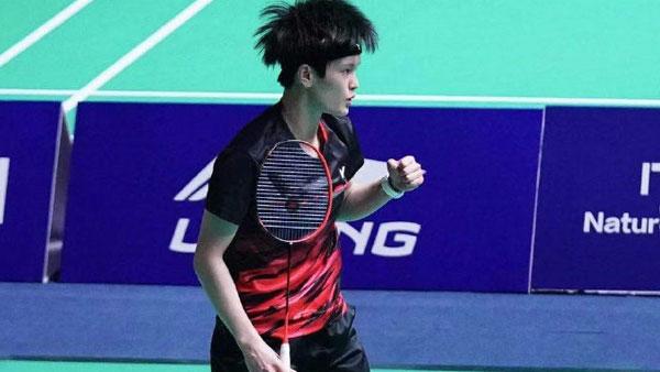 王祉怡VS高昉洁 2021全运会羽毛球 女团资格赛视频