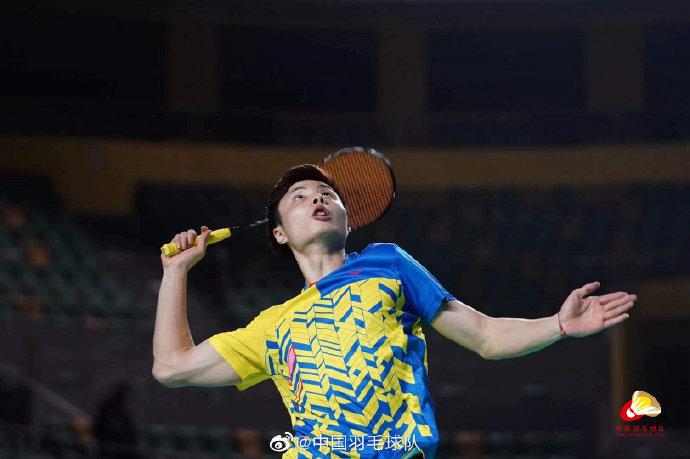 石宇奇VS宋冉升 2021全运会羽毛球 男团1/4决赛视频