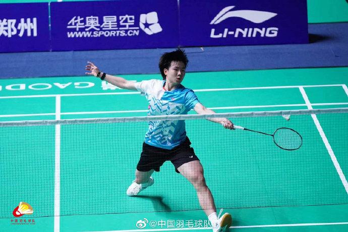 何冰娇VS周萌 2021全运会羽毛球 女团1/4决赛视频