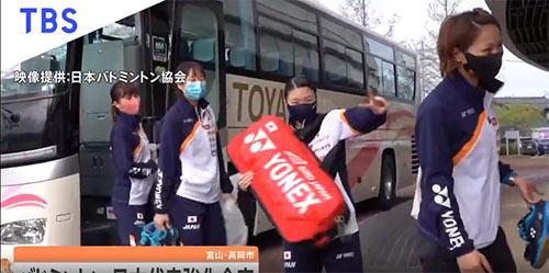 日本队公布近期集训画面,重点强化体能训练