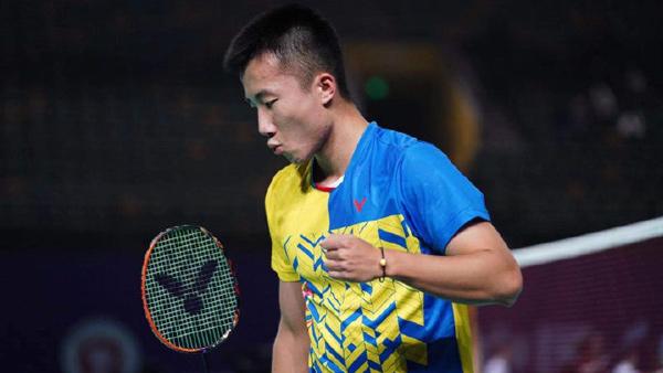 陆光祖VS林贵埔 2021全运会羽毛球 男团半决赛视频