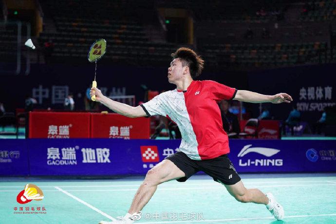 李响VS刘亮 2021全运会羽毛球 男团季军赛视频