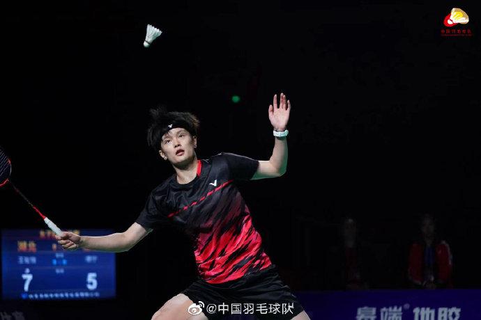 王祉怡VS谭宁 2021全运会羽毛球 女团决赛视频