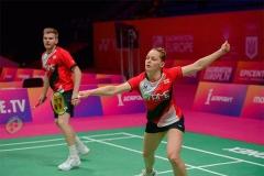 丹麦一双遭淘汰,双安会师决赛丨2021欧锦赛半决赛
