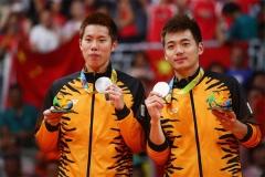 双蔚组合:我们已失去参加奥运的机会